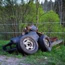 Wreckage at May, 2012