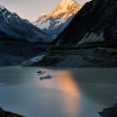 Mt. Cook, New Zealand, 2005